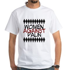 Women Against Palin Shirt