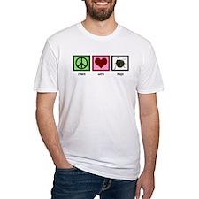 Peace Love Bugs Shirt