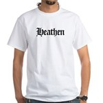 Heathen White T-Shirt
