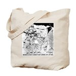 Archaeology On Mars Tote Bag