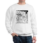 Archaeology On Mars Sweatshirt