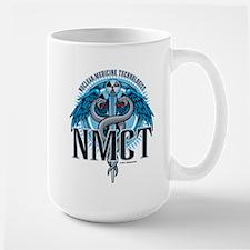 NMCT Caduceus Blue Mug