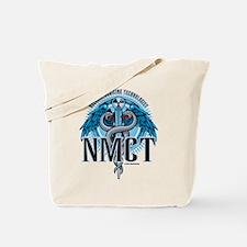 NMCT Caduceus Blue Tote Bag