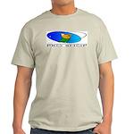 Kick Ass Dad Ash Grey T-Shirt