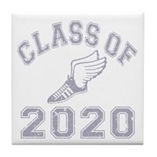 Class of 2020 Track & Field Tile Coaster