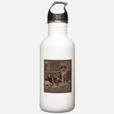 Cute English foxhound Water Bottle