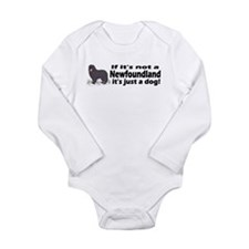If it's not a Newfoundland .. Baby Suit