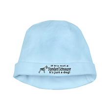 Standard Schnauzer baby hat