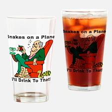 SOAP - DRUNK Drinking Glass
