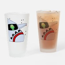 S.O.A.P. Pilot Drinking Glass