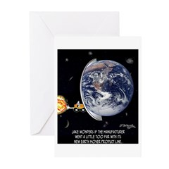 The Ultimate Earth Mover Greeting Cards (Pk of 10)