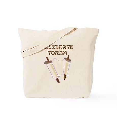 Simchat Torah Tote Bag