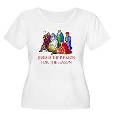 Christmas Jesus is the reason for the season Women