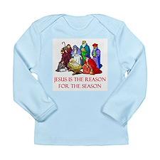 Christmas Jesus is the reason for the season Long