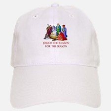 Christmas Jesus is the reason for the season Cap