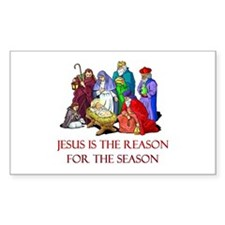 Christmas Jesus is the reason for the season Stick