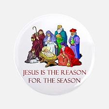 "Christmas Jesus is the reason for the season 3.5"""