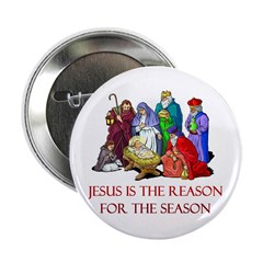 Christmas Jesus is the reason for the season 2.25