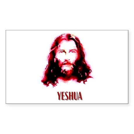 yeshua Sticker (Rectangle)