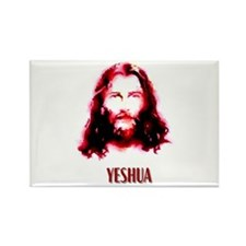 yeshua Rectangle Magnet