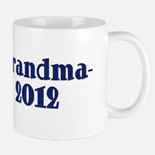 Great Grandma-to-Be 2012 Mug