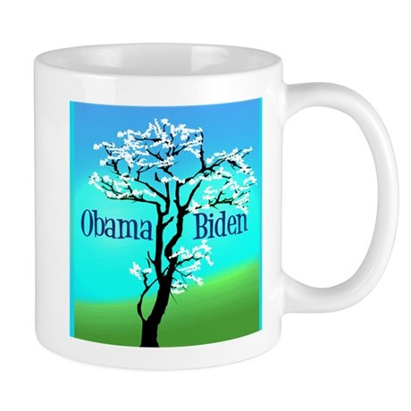 Beautiful Obama Mug