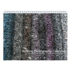 Knitting Photography Wall Calendar (v. 1)