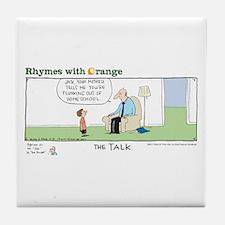 The Talk Tile Coaster