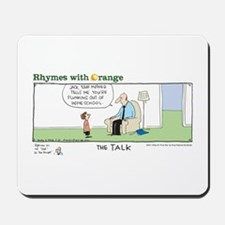 The Talk Mousepad