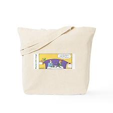 Knitting Problem Tote Bag