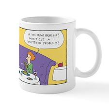 Knitting Problem Mug