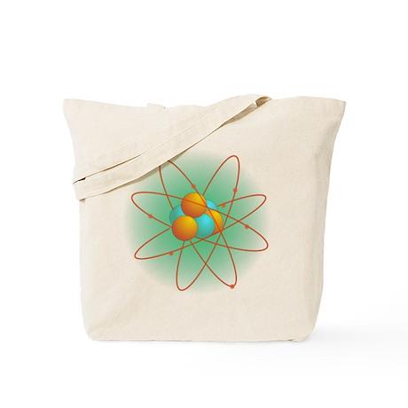 Atom Tote Bag