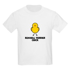 Russell Terrier Chick T-Shirt