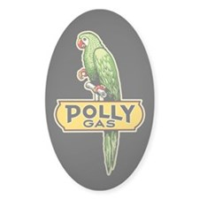 Polly Gas Decal