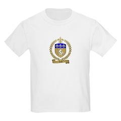 LEBEL Family Crest Kids T-Shirt