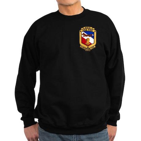 2-Sided USS Fox Sweatshirt (dark)