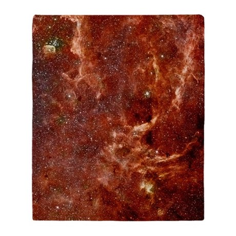 Galactic Center Throw Blanket