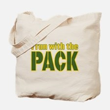 I run with the Pack Tote Bag