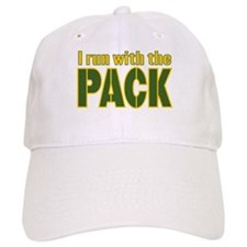 I run with the Pack Baseball Cap