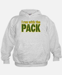 I run with the Pack Hoodie
