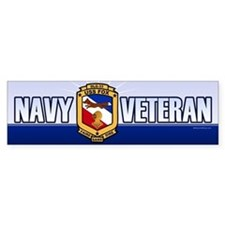 USS Fox Bumper Sticker