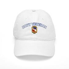 USS Fox Baseball Cap