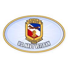 USS Fox Decal