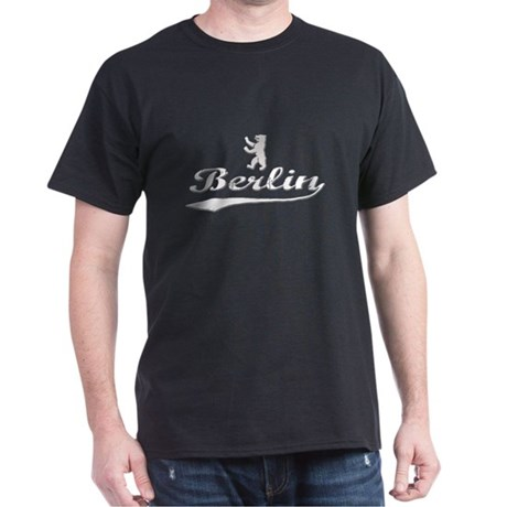 Berlin Bear Dark T-Shirt