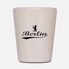 Berlin Bear Shot Glass