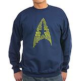 Startrektv Sweatshirt (dark)