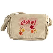 Aloha Messenger Bag