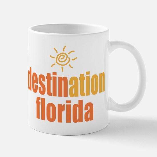 Destination Florida Mug