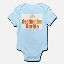 Destination Florida Infant Bodysuit