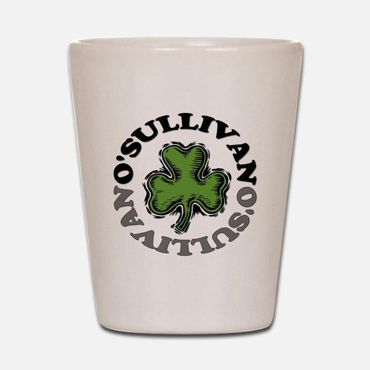 O'Sullivan Shot Glass